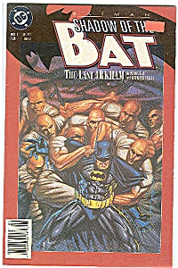 BATMAN -DC comics.  June 1992   No.1 (Image1)
