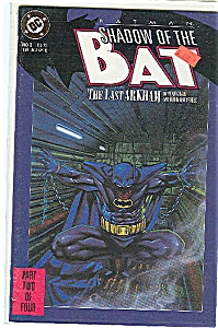 BATMAN - DC comics.  # 2  July 1992 (Image1)