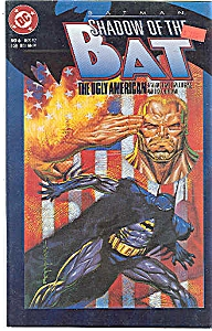 BATMAN  - DC comics.  # 6  Nov. 92 (Image1)