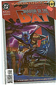 Batman - DC comics  # 25  March 1994 (Image1)