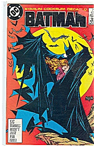 Batman - DC comics.  # 423  Sept. 88 (Image1)