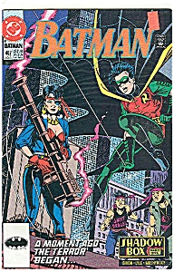 Batman - DC comics # 467  Aug 91 (Image1)