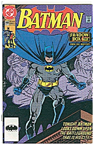 BATMAN - DC comics - # 468 -Sept. 91 (Image1)