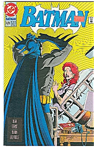 BATMAN   - DC comics  # 476 Apr 92 (Image1)