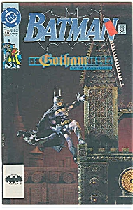 batman  -DC comics -  #477   May 1992 (Image1)