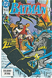 BATMAN- DC  Comics - #481  July 92 (Image1)