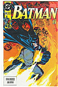 BATMAN  - DC Comics  # 484 Sept. 1992 (Image1)