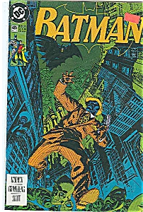 BATMAN  - DC Comics  #485  Oct. 92 (Image1)