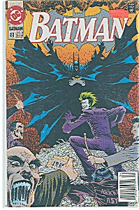BATMAN  - DC comics - # 491 April 93 (Image1)