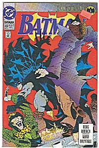 BATMAN - DC Comics  # 492 May 93 (Image1)