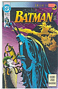 BATMAN - DC Comics   #494  Jan. 95 (Image1)