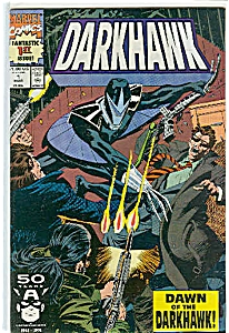 DARKHAWK - Marvel comics # 1 march 1991 (Image1)