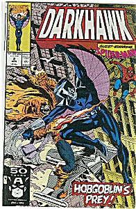 DARKHAWK - Marvel Comics  # 2  April 1991 (Image1)