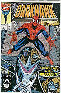 DARKHAWK - Marvel comics.  # 3 May 91 (Image1)