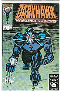 DARKHAWK - Marvel comics - # 7 Spt. 91 (Image1)