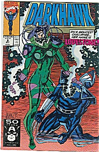 DARKHAWK - Marvel comics - # 8 Oct. 91 (Image1)
