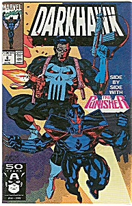 DARKHAWK -Marvel comics - # 9 Nov. 91 (Image1)