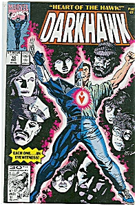 DARKHAWK - Marvel comics - # 10 Dec. 91 (Image1)