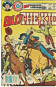 BILLY THE KID - Charlton Comics  # 147 March 1982 (Image1)