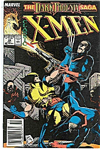 X-MEN - Marvel comics.  # 39   Nov. 89 (Image1)