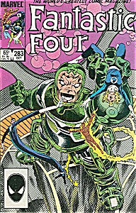 Fantastic Four - Marvel comics   # 283 Oct.  1985 (Image1)