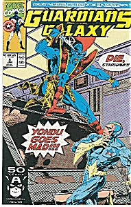Guardians of the Galaxy - Marvel comics-#8 Jan.91 (Image1)