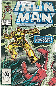 IRON MAN  - Marvel comics - May 87  # 218 (Image1)