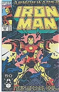 Iron Man - Marvel comics - #265 1991 (Image1)