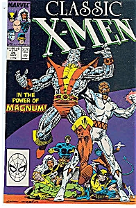 X-Men - Marvel comics  # 25 Sept.  88 (Image1)
