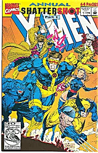 X-MEN #1 ANNUAL MOJO II SHATTERSHOT 1992 (Image1)