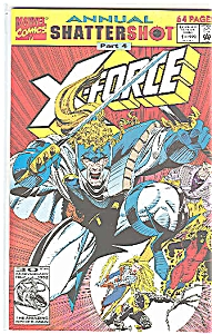 X=Force annual - Marvel comics - # 1  1992 (Image1)