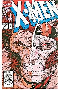 X-Men - Marvel comics  # 7 Apr. 1992 (Image1)