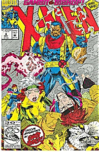 X-Men - marvel comics -  # 8 May 1992 (Image1)