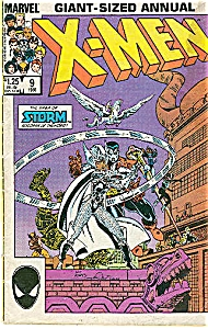 X-Men - Marvel comics.   # 9   1985 (Image1)