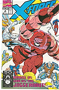 X-Force - Marvel comics.  # 3   Oct. 91 (Image1)