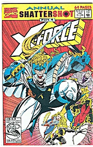 X-Force - Marvel comics  part 4 # 1 1992 (Image1)