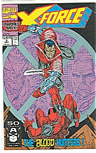 X-Force - Marvel comics.  Sept. 91  # 2 (Image1)