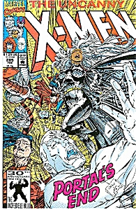 X-Men - Marvel comics - #285 Feb.  1992 (Image1)