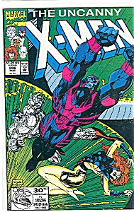X-Men - Marvel comics  # 286 March 1992 (Image1)