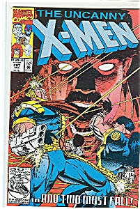 X-Men -Marvel comics.  # 287  April 1992 (Image1)