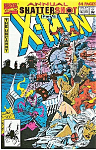 X-Men - Marvel comics annual  1992  # 16 (Image1)