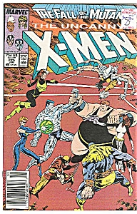 X=Men -Marvel comics - # 225  Jan. 1988 (Image1)