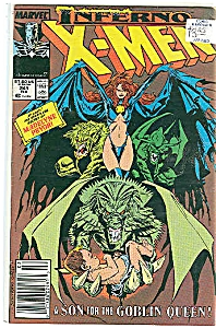 X-Men - Marvel comics - # 241 Feb. 1989 (Image1)