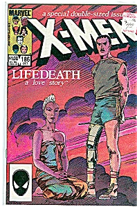 X-Men   - Marvel comics  # 186  Oct. 1984 (Image1)
