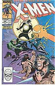 X-Men - Marvel comics.  # 249  Oct. 89 (Image1)