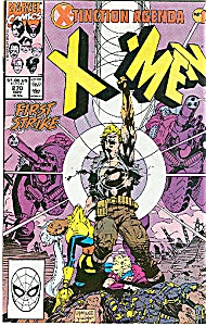 X-Men -  marvel comics. # 270  Nov. 1990 (Image1)