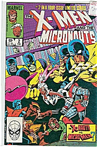 X-men and the Micronauts -Marvel comics-#2  84 (Image1)