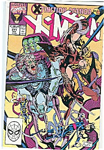 X-Men - Marvel comics - # 271 - Dec. 1990 (Image1)