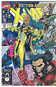 X-Men - Marvel comics - # 272 Jan. 1991 (Image1)