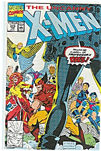 X-Men,  Marvel comics - # 273  Feb. 1991 (Image1)